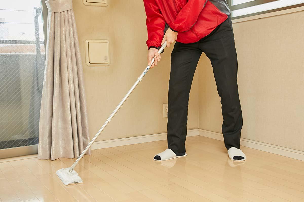 空き家の管理サービス マンションプラン 居室内清掃