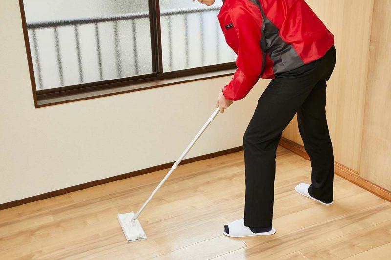 空き家の管理サービス 一戸建て 簡易清掃